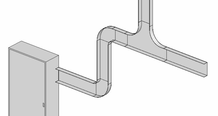 Modelování vertikálních kabelov?ch lávek